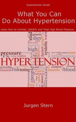 What You Can Do About Hypertension