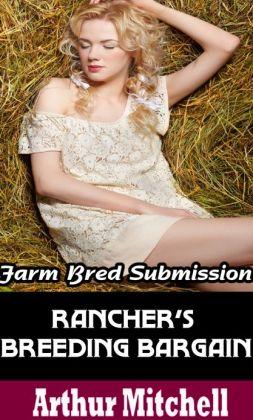 Rancher's Breeding Bargain: Farm Bred Submission (BDSM Impregnation Sex)