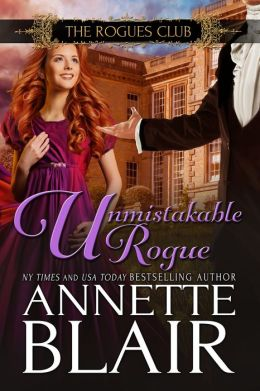 Unmistakable Rogue (The Rogues Club: Book Three)