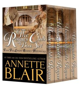The Rogues Club: Boxed Set