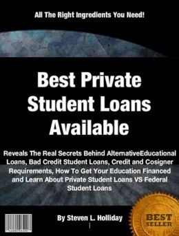how to get a private student loan without a cosigner