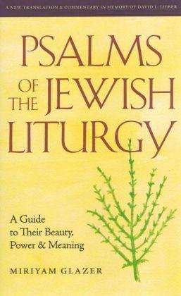 Psalms of the Jewish Liturgy