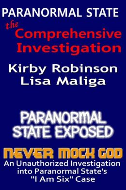 Paranormal State: The Comprehensive Investigation