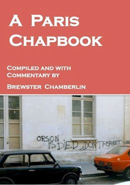 A Paris Chapbook