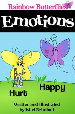 Rainbow Butterflies Emotions