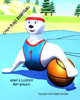 Coco Plays Basketball