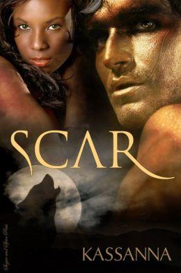 Scar [Interracial Erotic Werewolf Romance]