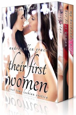 Their First Women (3-Pack Bundle) (First Time Lesbian Erotica)