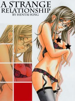 A Strange Relationship Hentai Manga