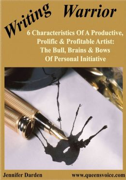 6 Characteristics Of A Productive, Prolific, And Profitable Artist: The Bull, Brains, And Bows Of Personal Initiative