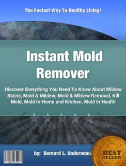Instant Mold Remover:Discover Everything You Need To Know About Mildew Stains, Mold & Mildew, Mold & Mildew Removal, Kill Mold, Mold In Home and Kitchen, Mold In Health