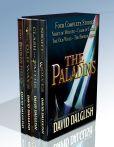 Book Cover Image. Title: The Paladins 4-Book Bundle, Author: David Dalglish