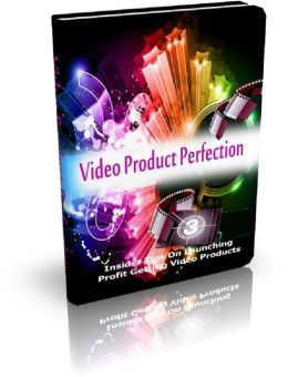 Video Product Perfection: Insider Tips On Launching Profit Getting Video Products