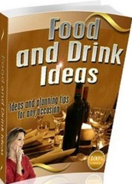 Easy Cooking eBook - Good Food and Drink Ideas - How to Have a Successful Pot-Luck Dinner...