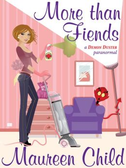 More than Fiends (a fiendishly funny paranormal)