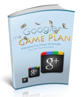 The Google+ Game Plan: Unleash The Power Of Google Plus For Your Business