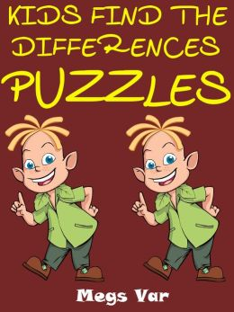Kids Find The Differences Puzzles