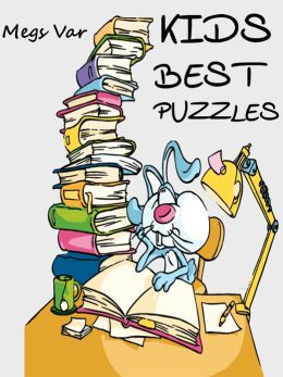 Kids Best Puzzles Book