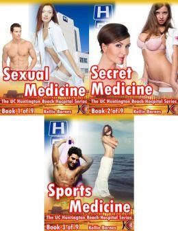 UC Huntington Beach Hospital Bundle #1: Sexual Medicine, Secret Medicine, Sports Medicine