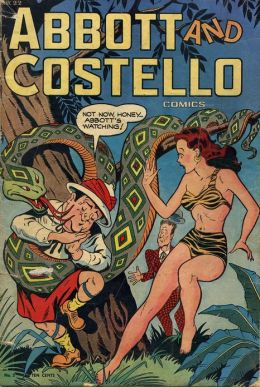 Abbott and Costello Comics Number 2 Humor Comic Book