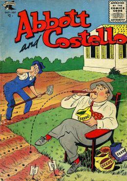 Abbott and Costello Comics Number 32 Humor Comic Book