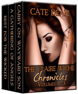 The Claire Wiche Chronicles Volumes 1-3
