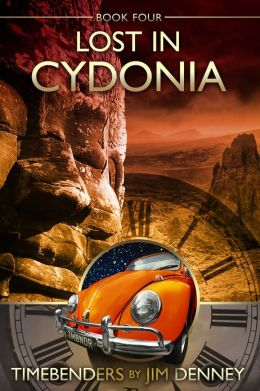Lost in Cydonia (A Timebenders Novel)