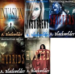 Shifter Evolutions, Bundle (Shifter Dystopia SciFi)