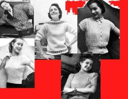 More Knitting Patterns for Women's Sweaters