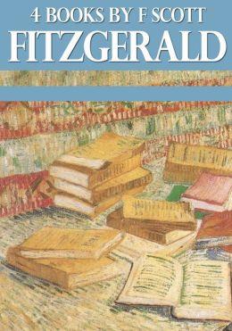 4 Books By F. Scott Fitzgerald