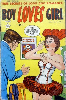 Boy Loves Girl Number 29 Romance Comic Book