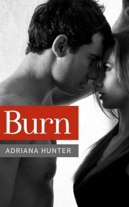 Burn (Blackmailed By The Billionaire) - BBW Erotic Romance