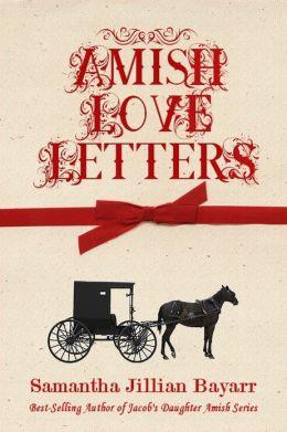 Amish Love Letters (Amish Christian Romance)
