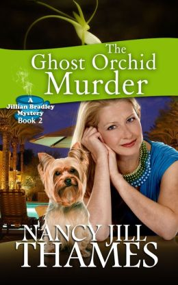 The Ghost Orchid Murder, Book 2