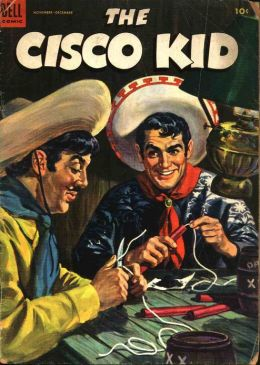 Cisco Kid Number 18 Western Comic Book
