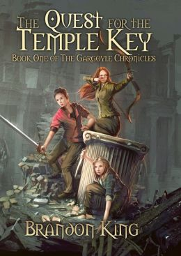The Quest for the Temple Key (for fans of Stephenie Meyer, Cassandra Clare, Morgan Rice, and Quinn Loftis)