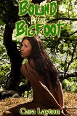 Bound by Bigfoot (Reluctant Monster BDSM Erotica)