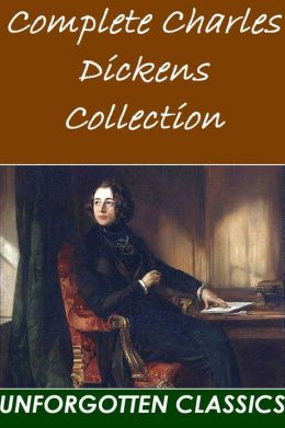 Complete Charles Dickens Collection (70 Works)