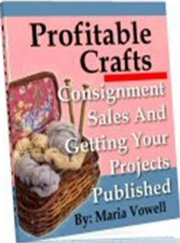 Make Money from Home eBook - Profitable Craft Volum 2 - Provided by a published designer with over 15 years experience!