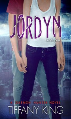 Jordyn: A Daemon Hunter Novel book 1