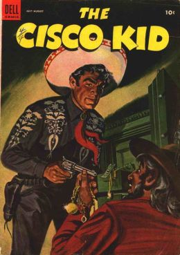Cisco Kid Number 22 Western Comic Book