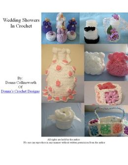Wedding Showers Crochet Patterns