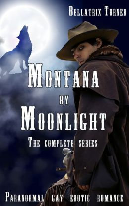 Montana by Moonlight (paranormal werewolf gay erotic romance)