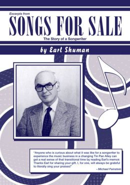 Excerpts from Songs for Sale
