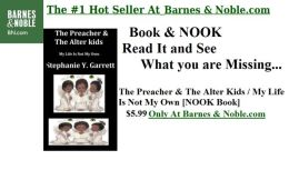 The Preacher & The Alter Kids / My Life Is Not My Own