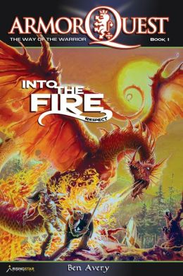 Into the Fire: Respect - Book 1