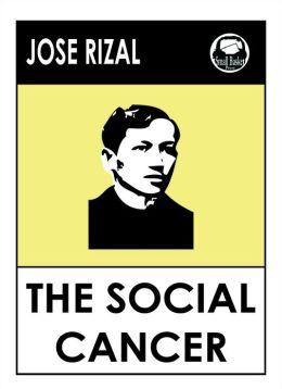 Jose Rizal's The Social Cancer, Noli Me Tangere english edition