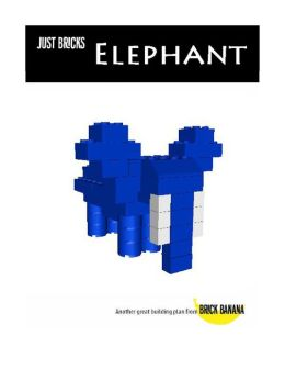 Just Bricks Elephant