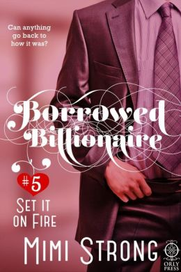 Borrowed Billionaire #5 Set it on Fire (Erotic Romance)