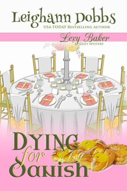 Dying For Danish (A Lexy Baker Bakery Cozy Mystery)